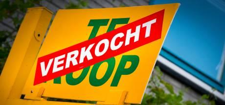 Minder huizen verkocht in regio Dordrecht, maar prijs blijft stijgen