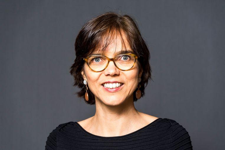 Carla Dik-Faber van de ChristenUnie.  Beeld ANP