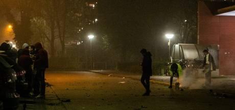 Politieteam dat jaarwisseling Ede onderzoekt druk; nog geen rellende jongeren opgepakt