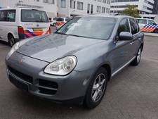 Porsche in beslag genomen van hardleerse automobilist