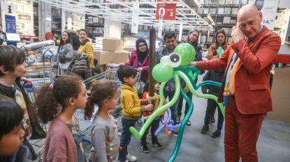 Overrompeling voor 10 jaar Ikea Gent
