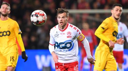 Kristof D'Haene drie jaar langer bij KV Kortrijk