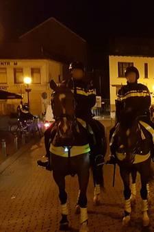 Feestgangers in Hulst aangehouden omdat ze niet wilden vertrekken