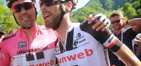 Ten Dam over eindzege 'vriend' Dumoulin: Fantastisch