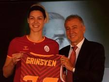 Chatilla van Grinsven houdt Nederlandse eer hoog bij Galatasaray