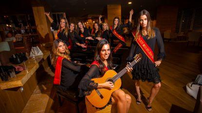 Miss België, met de M van muzikaal talent