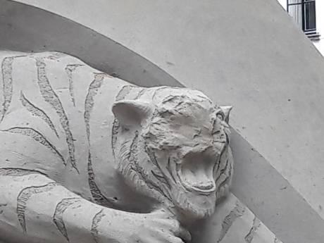 Vandaal die zandsculptuur vernielde, is mogelijk 'in beeld'