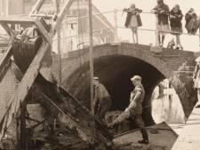 Opening van de Rijnstraat was het droevigste feest van Woerden