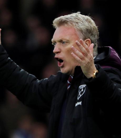 Moyes begint met nederlaag aan zware klus bij West Ham United
