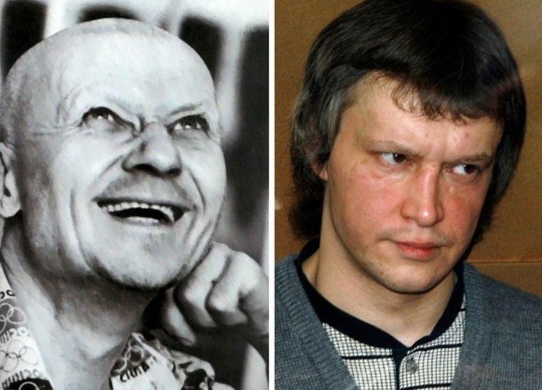 Andrei Chikatilo en Alexander Pichushkin.