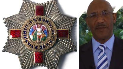 """Zwarte man staat afgebeeld als duivel"": gouverneur-generaal Jamaica boycot Britse ridderorde"