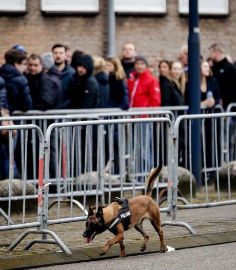 Proces Holleeder ook te volgen in aparte zaal rechtbank Amsterdam