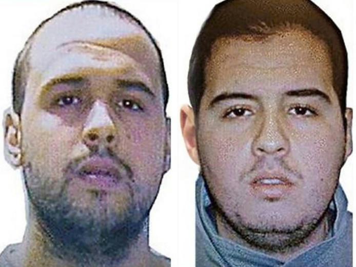 Khalid (links) en Ibrahim (rechts) el Bakraoui. De twee broers waren betrokken bij de zelfmoordaanslagen op Zaventem Airport in Brussel op 22 maart 2016. Later ontstond kritiek op de wijze waarop Nederland met de opsporingsinformatie over het tweetal was omgegaan.