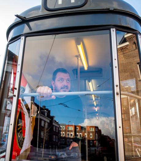 Rijd eens met de tram langs de Kuip, het Kasteel en Woudestein