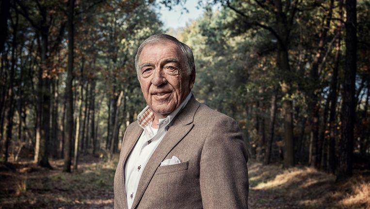 Dik Wessels is een Rijssense ondernemer die in de Quote 500 staat. Wessels is werkzaam in de bouw en is directeur van de onderneming VolkerWessels, de handelsnaam van Koninklijke Volker Wessels Stevin. Beeld Martin Dijkstra/Lumen