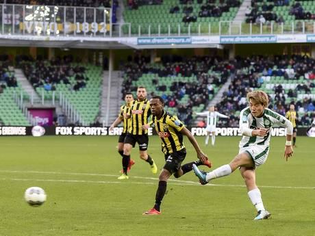 Vitesse hard onderuit in Groningen
