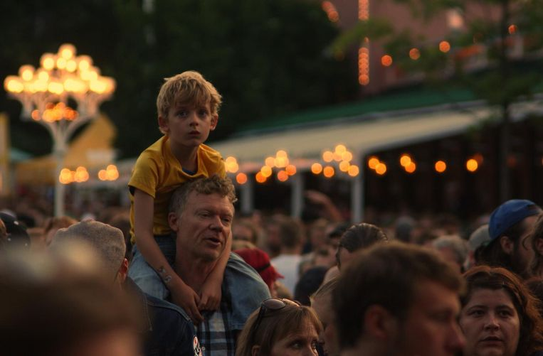 Onze vaderdagtip: ga samen iets gezelligs doen! Beeld Blondinrikard Fröberg (Flickr, CC)