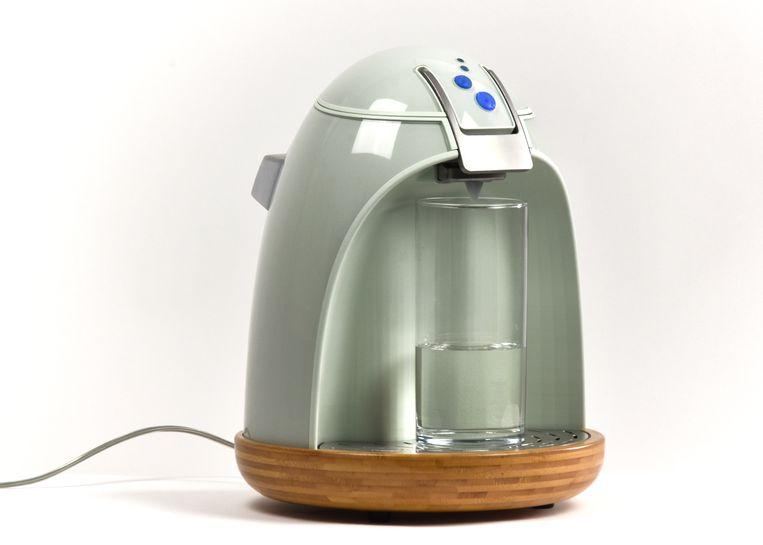 Thuis kraanwater filteren is totaal onnodig ?? OeauO-filter Beeld RV