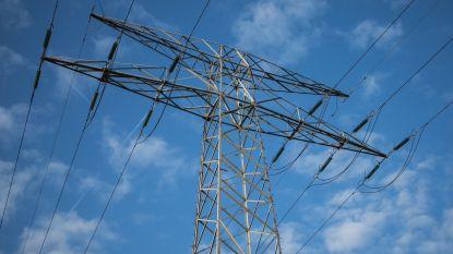 Elektriciteitspanne door problemen met hoogspanningskabel