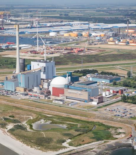 Vergunning kerncentrale Borssele ligt ter inzage