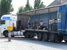 Streep door Mill on Wheels door rijtijdenwet en gebrek aan trucks