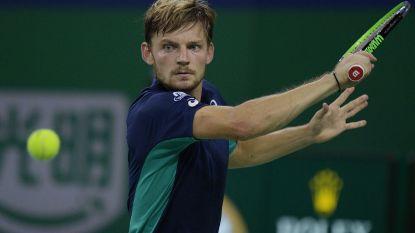 Goffin blijft veertiende op wereldranglijst, Mertens behoudt negentiende plaats op WTA-ranking
