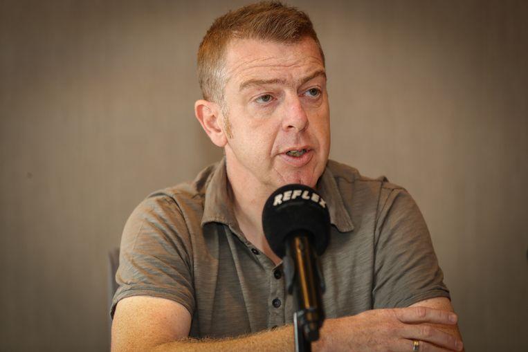 Dieter Penninckx. Beeld Belga