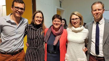 Lieselot Vankeerberghen nieuwe voorzitster van CD&V in Sint-Pieters-Leeuw