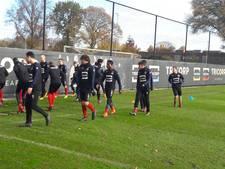 Willem II beschermt Spanjaarden voor temperament
