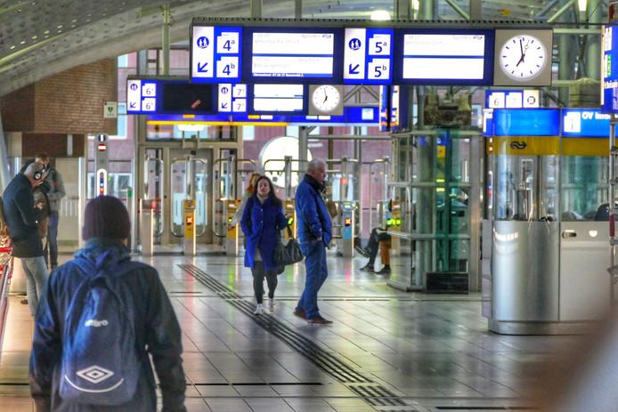 Station Amersfoort kan een belangrijke rol vervullen in het regiovervoer.