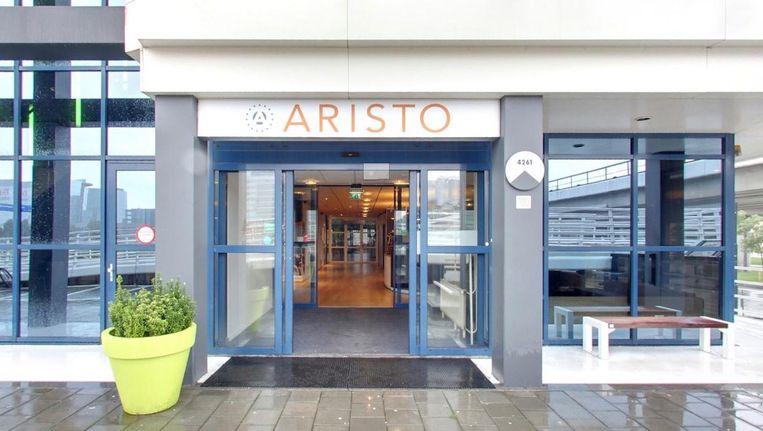 Aristo locatie Amsterdam. Beeld Google Maps