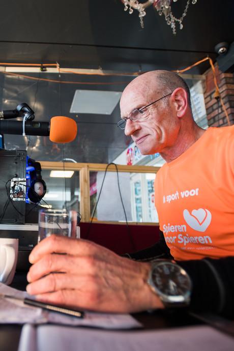 Recordpoging radiomaken van Marius Smit na 173 uur mislukt