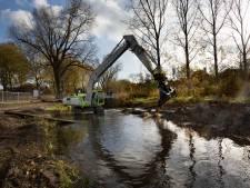 Zandvang Genneper Parken in Eindhoven wordt leeg geschept