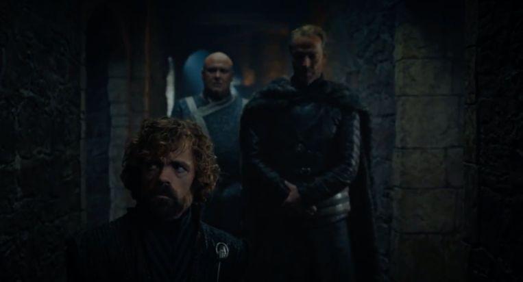 Tyrion vreest voor zijn leven.