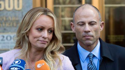 Ex-advocaat van Stormy Daniels opgepakt voor afpersen Nike