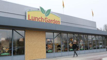 Gat in raam Lunch Garden
