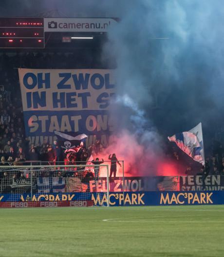 PEC Zwolle noteert hoogste toeschouwersgroei: 'De grote winnaar van het afgelopen decennium'