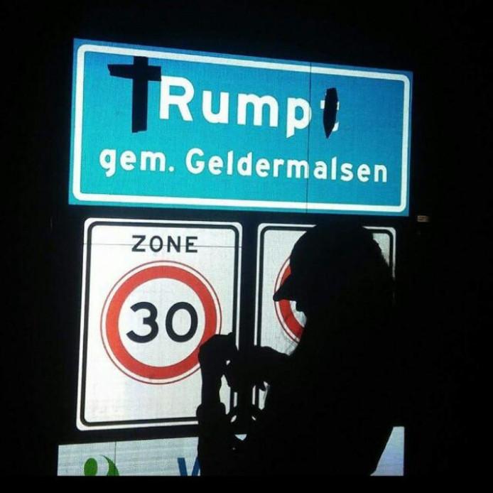 Trump of Rumpt?