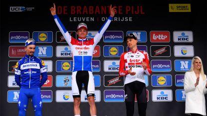 """Van der Poel: """"Schrik van Matthews in de sprint? Ik was echt zelfzeker"""""""