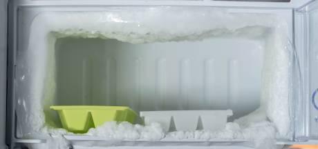 De beste tips om de dikke ijslaag in je vriezer te verwijderen