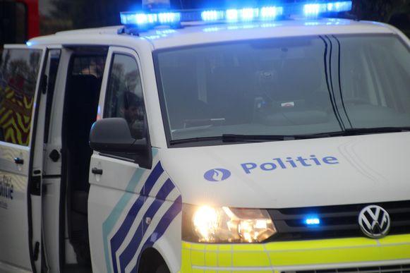 De drie Luikenaars trokken naar Maasmechelen voor een overval en ramden een politiecombi die hun voertuig wilde controleren.