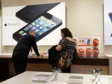 Tous les utilisateurs belges d'un iPhone 5 auront accès à la 4G
