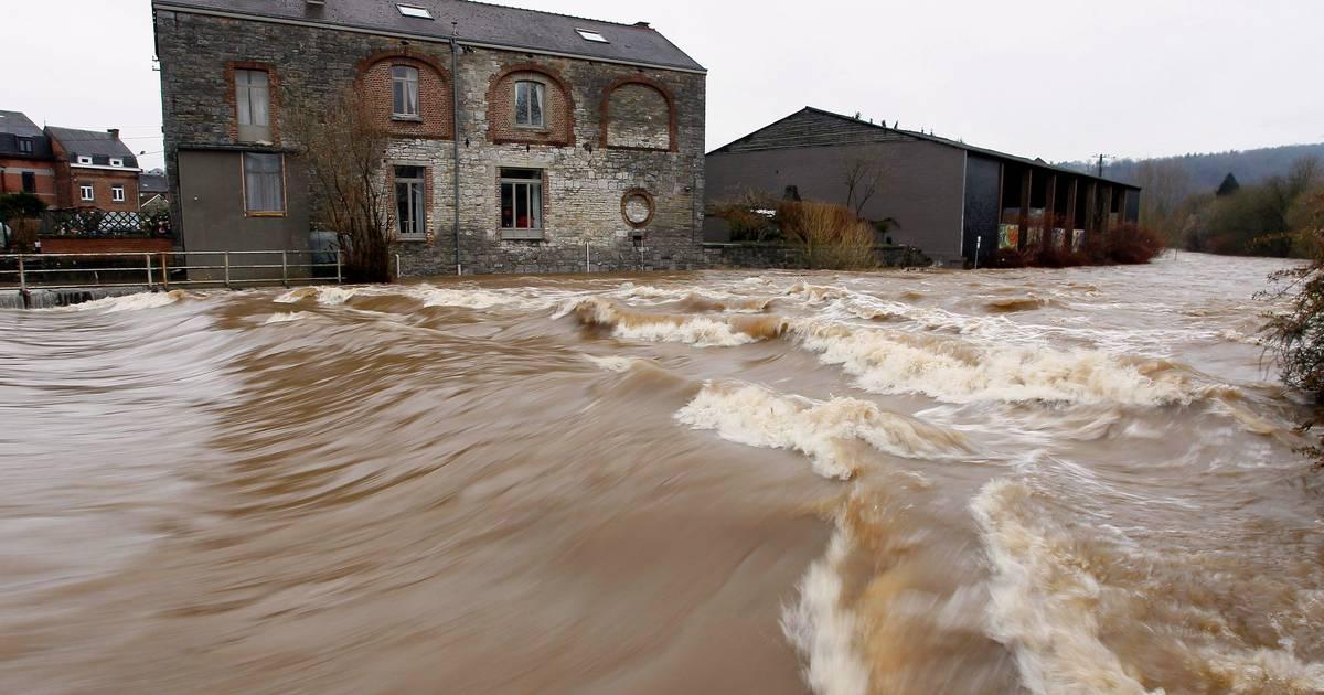 Wateroverlast in heel Wallonië   Default   hln.be
