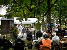 Maagd Maria tien jaar thuis in Riel in Eindhoven