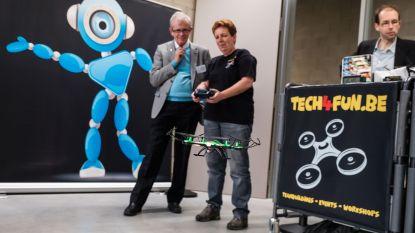Sint-Truiden, het mekka van de drones