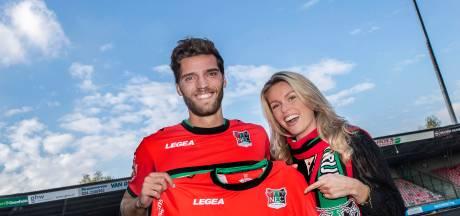 Gegokt en verloren: geen eredivisie maar een transfer naar NEC voor Javier Vet