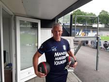 Hans Segers alleen nog keeperstrainer RKC