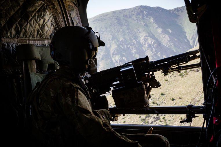 Er zijn ongeveer 12.000 Amerikaanse soldaten in Afghanistan gelegerd.