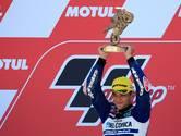 Spanjaard Martin zet pole om in zege in Moto3