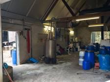 Gemeente Tubbergen eist sanering bij drugslab Geesteren